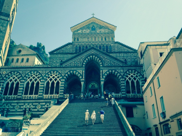 Duomo of Amalfi, St Andrew's Cathedral