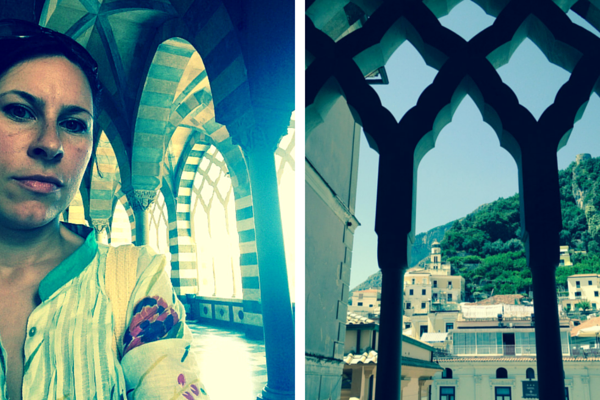 Visiting the Duomo of Amalfi