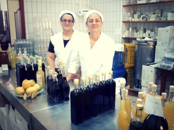limoncello laboratory minori